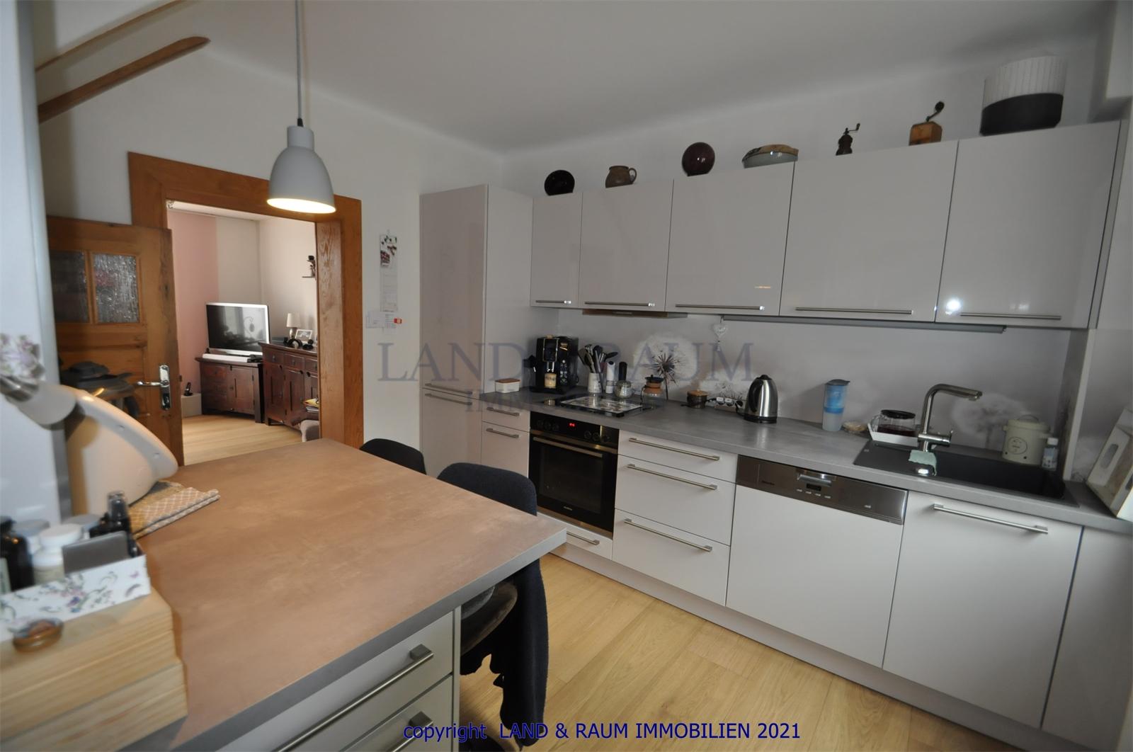 Küche v. Eingang